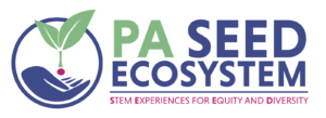 Pennsylvania STEM Experiences for Equity and Diversity (PA SEED) Logo