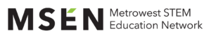 MetroWest STEM Education Network Logo